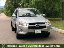 2009 Toyota RAV4 Limited South Burlington VT