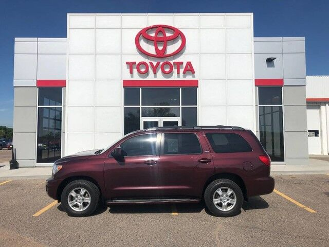 2009 Toyota Sequoia (fleet-only) SR5 North Platte NE