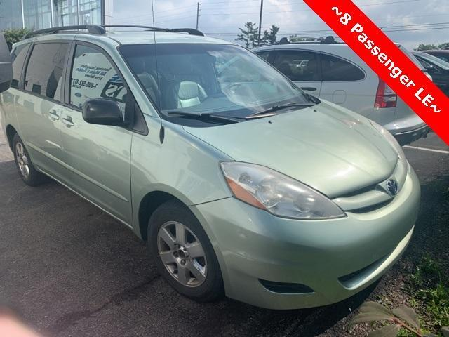 2009 Toyota Sienna 5dr 8-Pass Van LE FWD Cranberry Twp PA