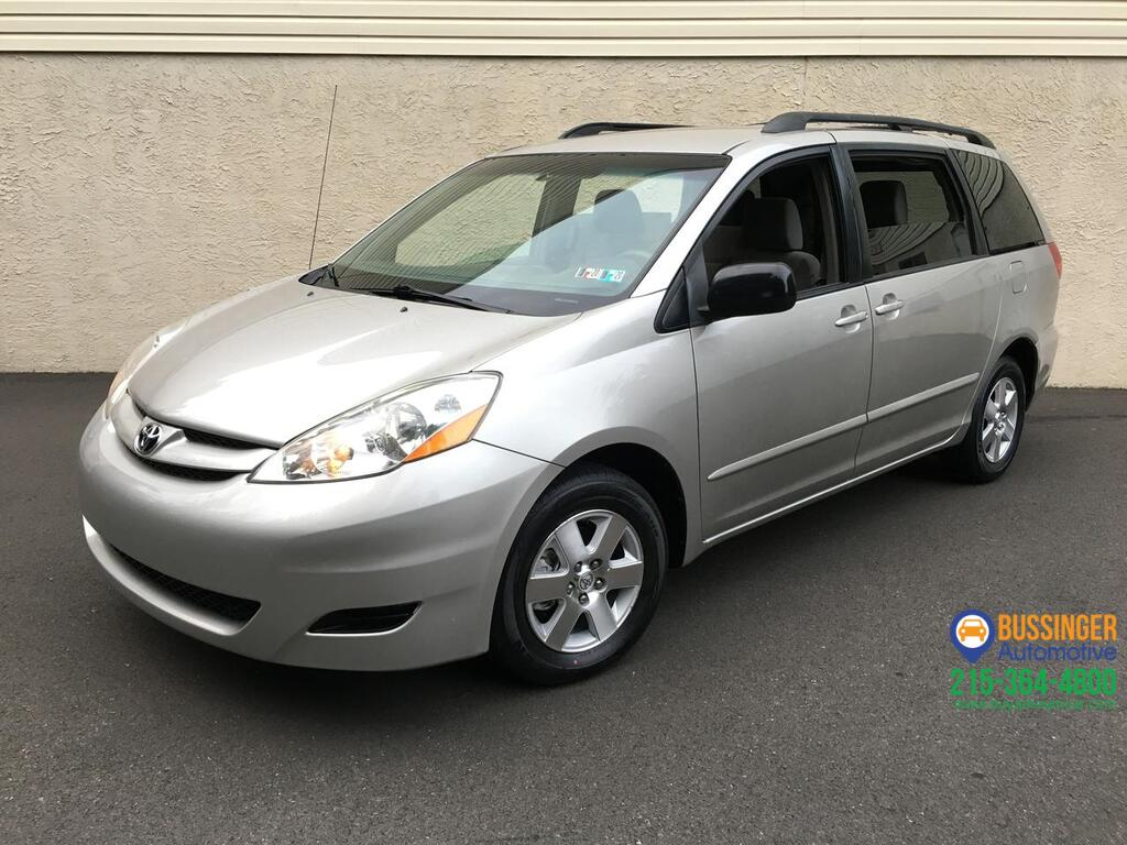 2009 Toyota Sienna LE Feasterville PA