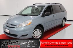 2009_Toyota_Sienna_LE_ St. Cloud MN