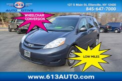 2009_Toyota_Sienna_Wheelchair Accessible_ Ulster County NY