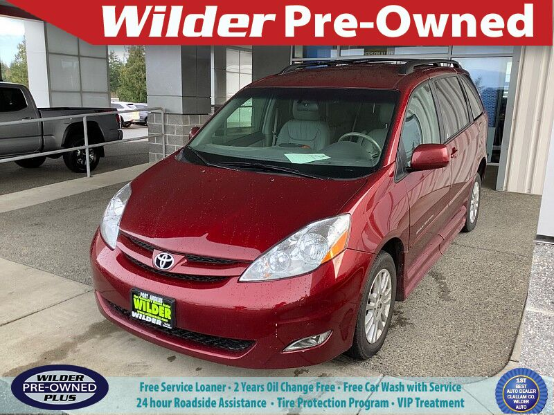 2009 Toyota Sienna XLE Port Angeles WA