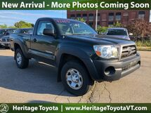 2009 Toyota Tacoma 4WD Reg I4 MT South Burlington VT