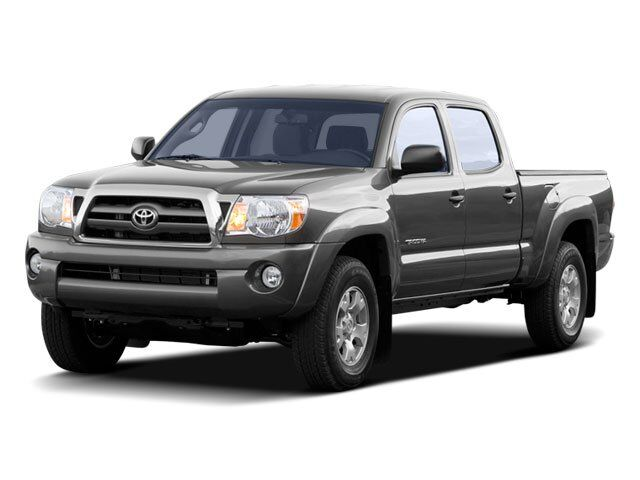 2009 Toyota Tacoma DBL CAB 4WD LB Raleigh NC