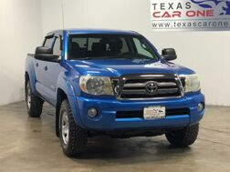 2009_Toyota_Tacoma_DOUBLE CAB V6 4WD SR5 AUTOMATIC REAR CAMERA CRUISE BED LINER TOW HITCH_ Carrollton TX