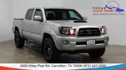 2009_Toyota_Tacoma_PRERUNNER DOUBLE CAB SR5 V6 TRD SPORT TEXAS EDITION AUTOMATIC REAR CAMERA BLUETOOTH_ Carrollton TX