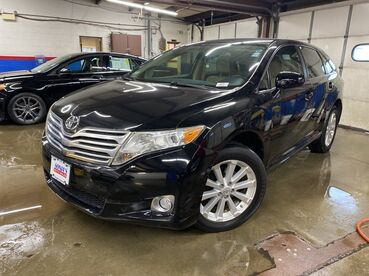 2009_Toyota_Venza__ Worcester MA