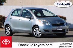 2009_Toyota_Yaris__ Roseville CA