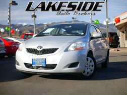 2009_Toyota_Yaris_Sedan 5-Speed MT_ Colorado Springs CO