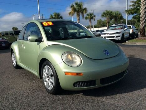 2009_Volkswagen_Beetle_2.5L_ Aiken SC