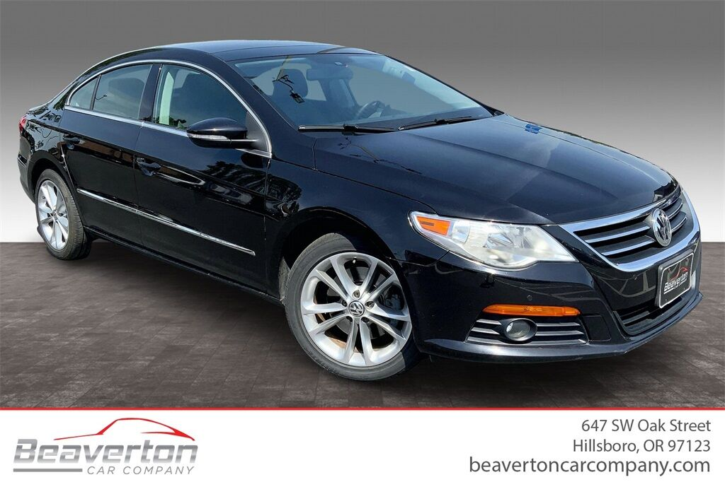 2009 Volkswagen CC Luxury OR