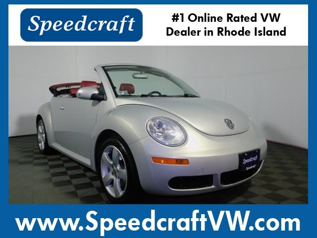2009 Volkswagen New Beetle Blush Edition PZEV Wakefield RI