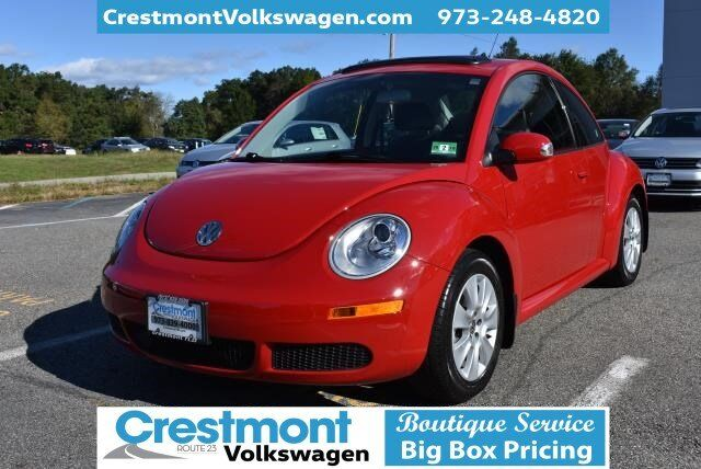 2009 Volkswagen New Beetle Coupe S Pompton Plains NJ