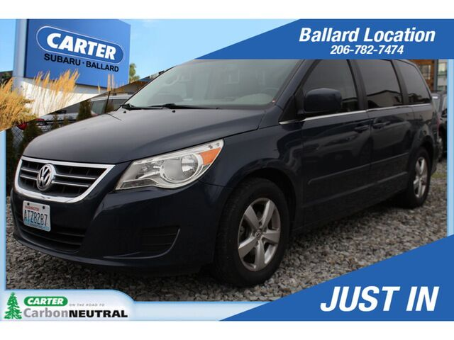2009 Volkswagen Routan SE Seattle WA