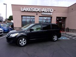 2009_Volkswagen_Routan_SEL_ Colorado Springs CO