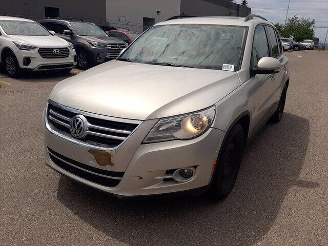 2009 Volkswagen Tiguan HIGHLINE   AWD   CLEARANCE SPECIAL Calgary AB
