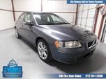 2009 Volvo S60 (fleet-only) 2.5T w/Sunroof