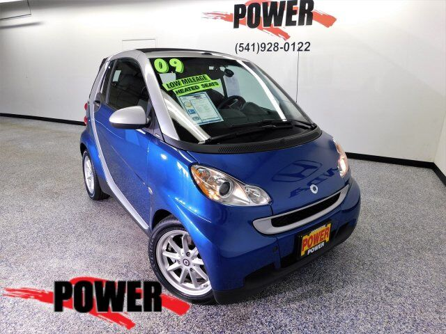 2009 smart fortwo Passion Corvallis OR