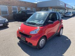 2009_smart_fortwo_Pure_ Cleveland OH