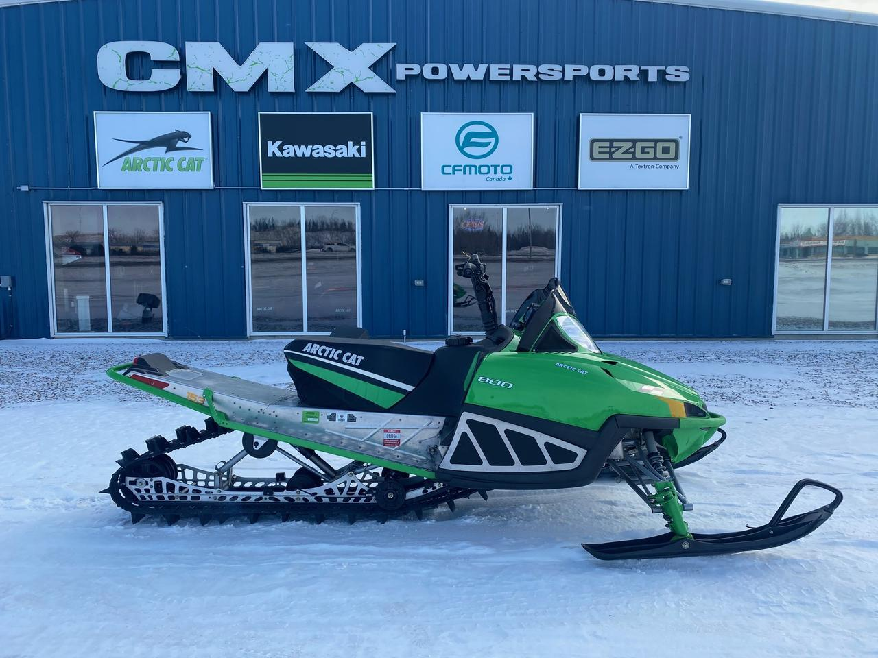 2010 ARCTIC CAT M8000 HRC 153 SNOWMOBILE