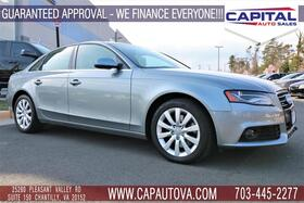 2010_AUDI_A4_2.0T Premium  Plus_ Chantilly VA