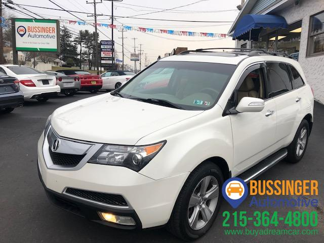 2010 Acura MDX - All Wheel Drive Feasterville PA