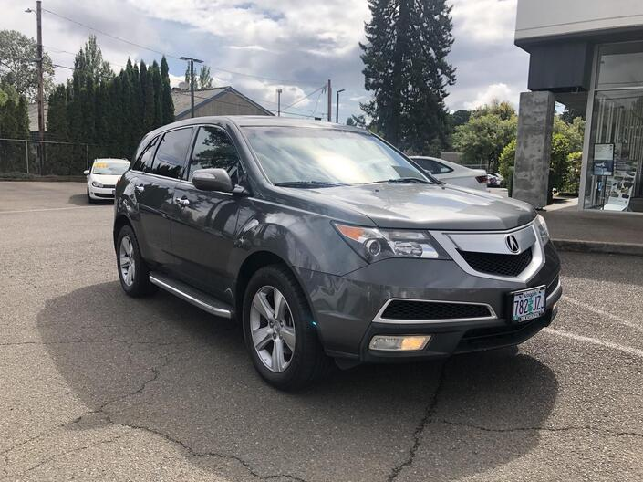 2010 Acura MDX 3.7L Technology Package McMinnville OR