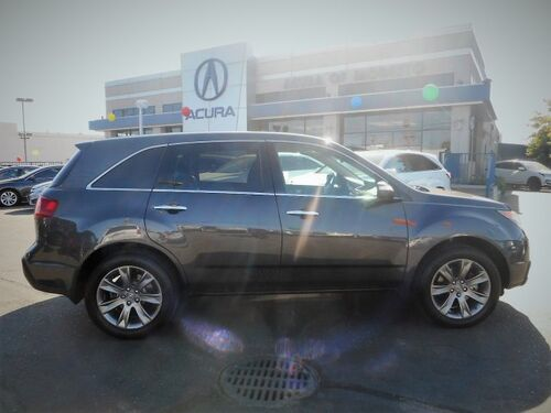 2010_Acura_MDX_Advance/Entertainment Pkg_ Modesto CA