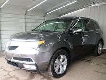 2010_Acura_MDX_Tech Package and Entertainment Package_ Dallas TX