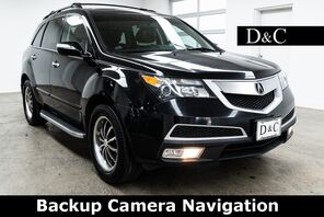 2010_Acura_MDX_Technology Backup Camera Navigation_ Portland OR
