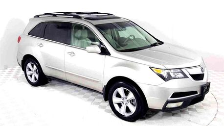 2010_Acura_MDX_Technology_ Euless TX