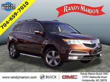 2010_Acura_MDX_Technology_ Hickory NC