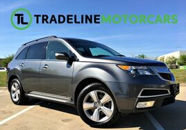2010_Acura_MDX_Technology Pkg LEATHER, NAVIGATION, 3RD ROW SEATS... AND MUCH MORE!!!_ CARROLLTON TX