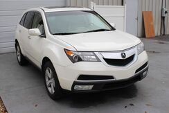2010_Acura_MDX_Technology Pkg Navigation Backup Camera 3rd Row_ Knoxville TN