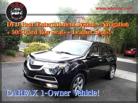 2010 Acura MDX w/ Technology & Entertainment Arlington VA