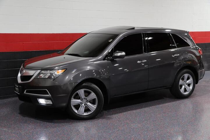 2010 Acura MDX w/Technology & Entertainment Package AWD 4dr Suv Chicago IL