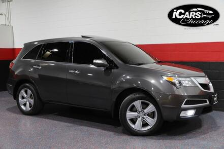 2010_Acura_MDX_w/Technology & Entertainment Package AWD 4dr Suv_ Chicago IL