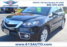 2010_Acura_RDX_5-Spd AT SH-AWD with Technology Package_ Ulster County NY