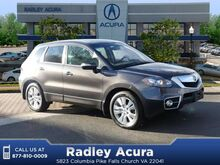 2010_Acura_RDX_Technology Package_ Falls Church VA