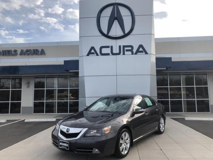 2010 Acura RL Tech Columbia SC
