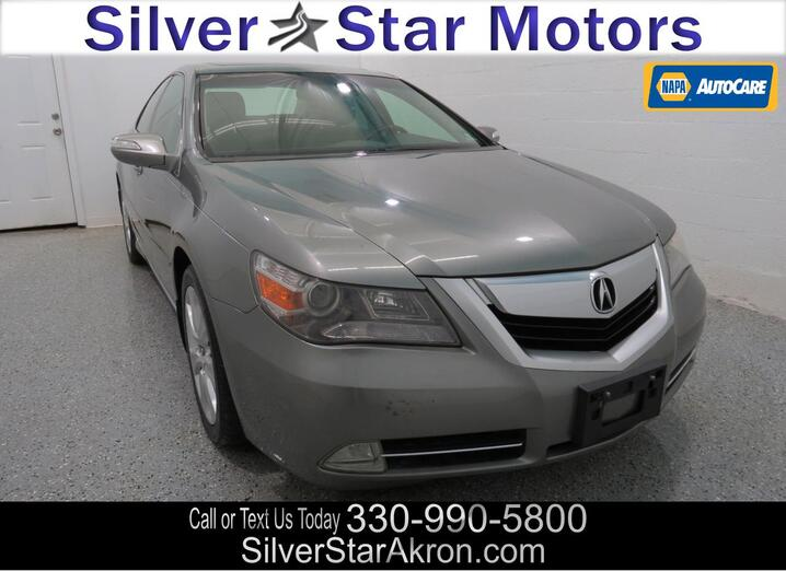 2010 Acura RL Tech Pkg Tallmadge OH