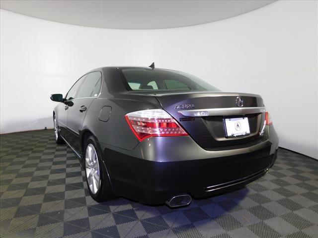 2010 Acura RL with Technology Package Wakefield RI