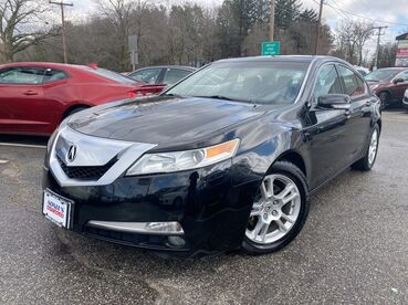 2010_Acura_TL__ Worcester MA