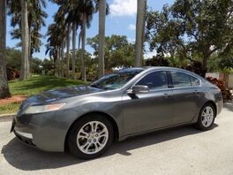 2010_Acura_TL_3.5_ Hollywood FL