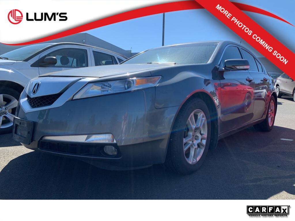2010 Acura TL 3.5TL w/Tech Pkg. Warrenton OR