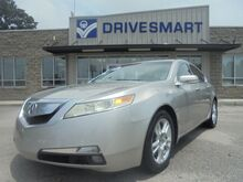 2010_Acura_TL_5-Speed AT_ Columbia SC