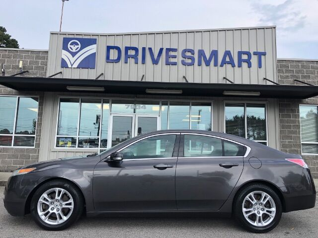 2010 Acura TL 5-Speed AT Columbia SC