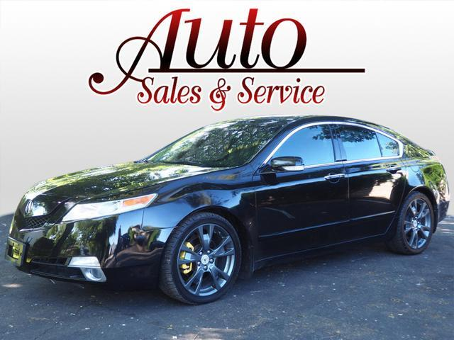 2010 Acura TL SH-AWD w/Tech w/HPT Indianapolis IN