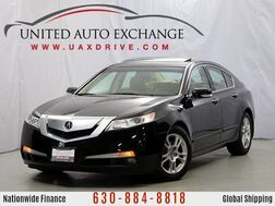 2010_Acura_TL_Tech With navigation_ Addison IL